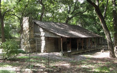 Log Cabin Fort Worth panoramio photo of log cabin in fort worth