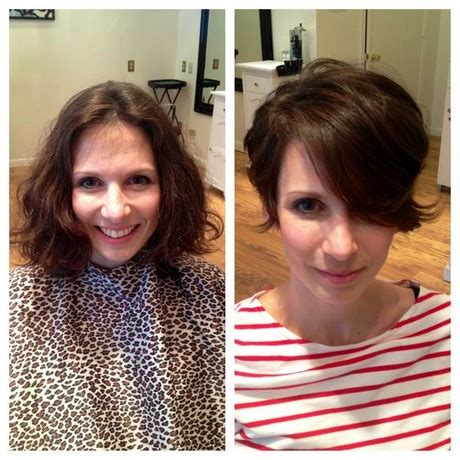 long hair to pixie cut before and after long hair to short pixie cut