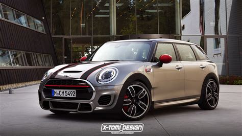 Mini Cooper Works by 2016 Mini Clubman Cooper Works Will Look As As