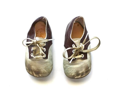 baby saddle shoes 1000 images about antique baby shoes on white