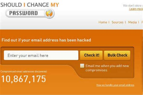 yahoo email got hacked how to fix how to check my email hacked or not 3 online tools