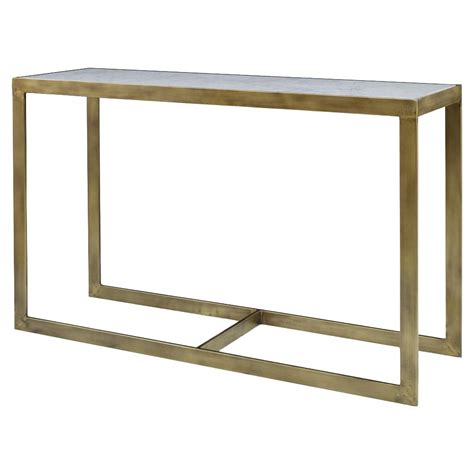 gold and marble console table minnewaska global flat gold marble console table kathy