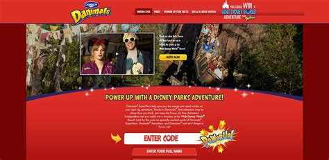 Instant Win Sweepstakes 2014 - danimals com adventure dannon danimals power up your adventure instant win sweepstakes