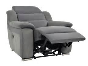 fauteuil relax 233 lectrique en cuir et microfibre arena ii