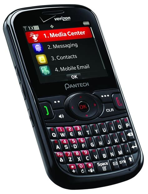Verizon Background Check Pantech Caper Prepaid Phone Verizon Wireless Cell Phones Accessories