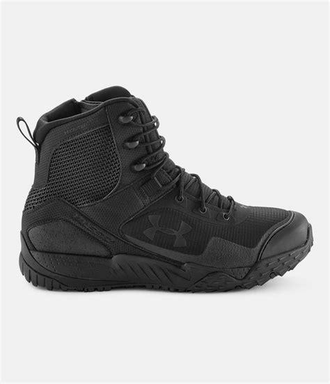 armour mens valsetz tactical boot s ua valsetz rts side zip tactical boots armour us