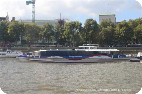 thames clipper route london from the thames destinations detours and dreams