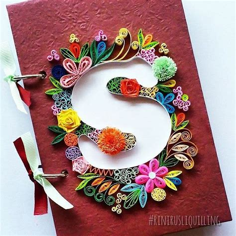 quilling tutorial in bangalore 354 best quilling letters images on pinterest paper