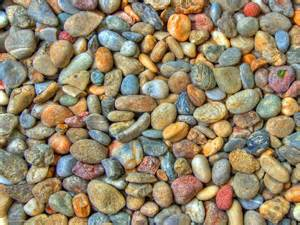 colorful stones colorful rainbow stones background powerpoint themes