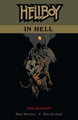 hellboy in hell library 1506703631 hellboy in hell volume 1 the descent by mike mignola 9781616554446 paperback barnes noble