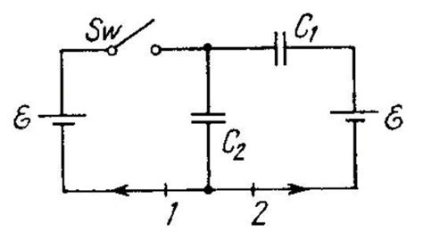 capacitor math problems capacitor problem from irodov 3 122 physics forums the fusion of science and community