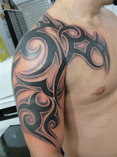 tattoo tribal no antebraço arte na pele tattoo cuiaba tattoo tribal bra 231 o e peito