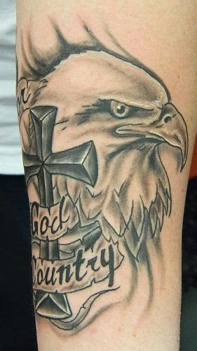 christian eagle tattoo meaning 17 best images about eagles on pinterest cross tattoos