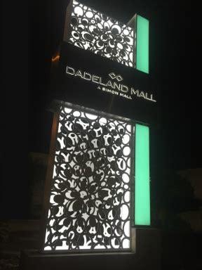 design creates signage  dadeland mall segd