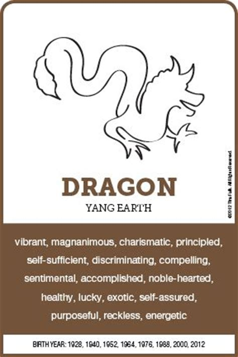 the dragon personality chinese astrology pinterest