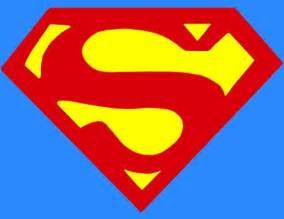 Superman Logo Template by Superman Logo Template Clipart Best