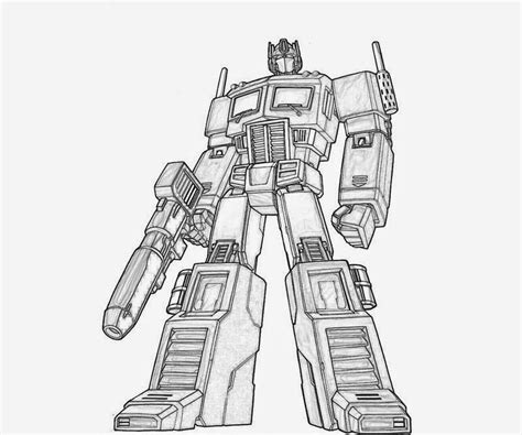 coloring pages transformers optimus prime coloring pages transformers optimus prime printable