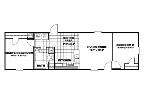 14x60 mobile home floor plans manufactured home floor plan 2010 clayton manchester