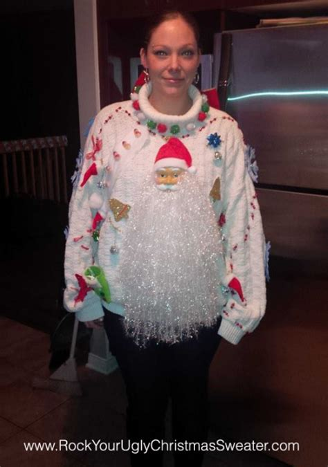 homemade ugly sweater ideas 53 diy sweater ideas