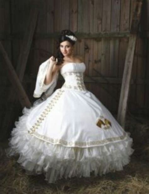 mariachi themed quinceanera dress ivory mariachi quincenera gown quincenera ideas pinterest