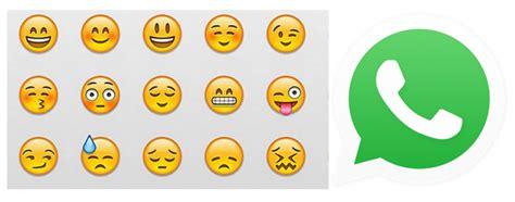 imagenes con simbolos wasap los emoticonos m 225 s usados de whatsapp por pa 237 ses