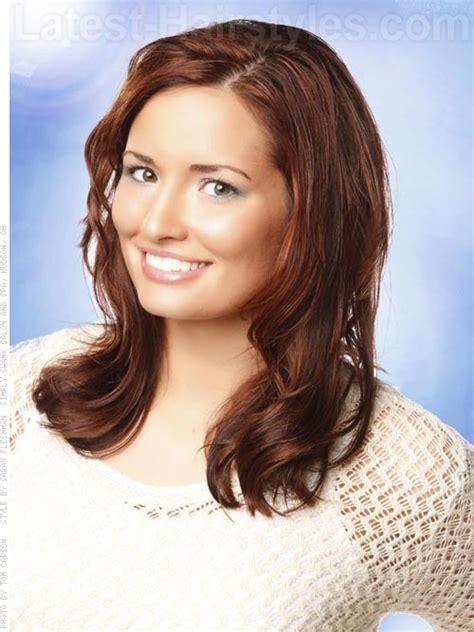 sqaure face angled hair styles 23 perfect medium hairstyles for square faces popular for