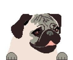pug cross stitch patterns free 1000 images about plastic canvas on tissue box covers plastic canvas and