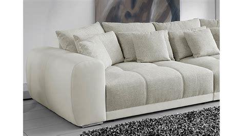 big sofa sam polstermoebel xxl sofa  weiss grau beige