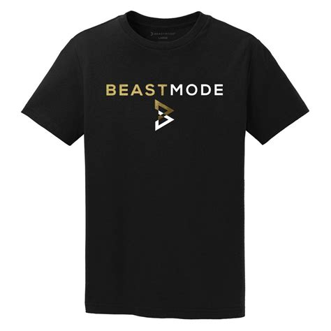 Tshirt Kaos T Shirt Beast Mode On by Beast Mode Apparel Lifestyle And Athleisure Brand Of