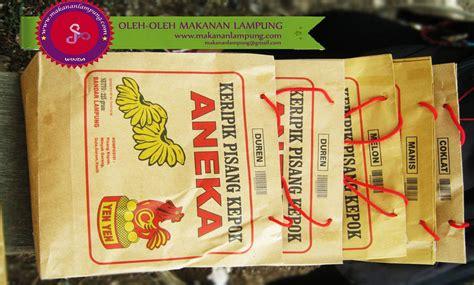 harga keripik pisang yen yen lampung oleh oleh