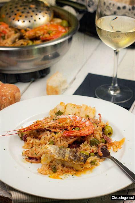cocinar gambones arroz con bacalao y gambones http www cocina es blogs