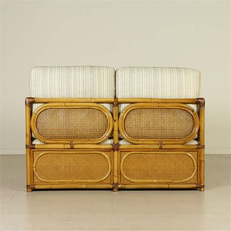 divano bambu bamboo sofa sofas modern design dimanoinmano it