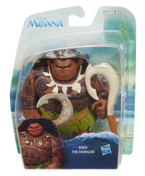 Promo Figure Moana 11pcs the demigod small doll at mighty ape australia