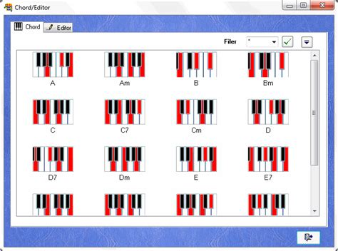 Convert Guitar Chords To Piano Chords