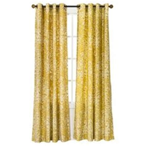 threshold yellow paisley curtains yellow curtains on pinterest curtains panel curtains