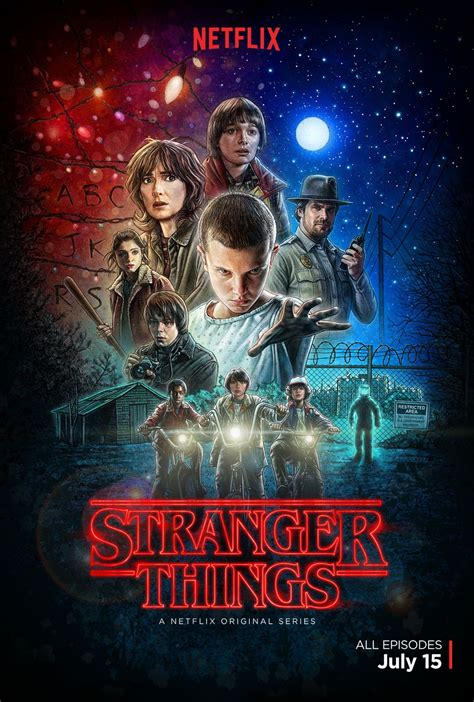 stranger things something is coming in new trailer and poster for netflix