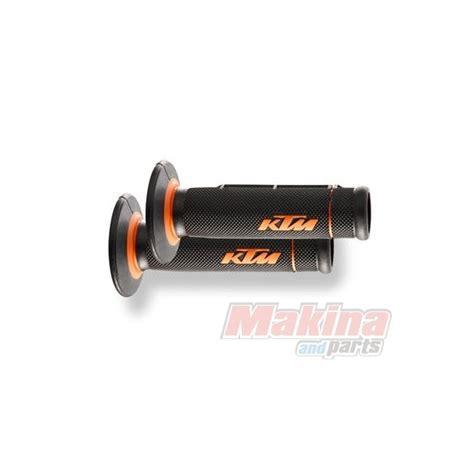 Ktm Grips 63002021100 Ktm Grip Set