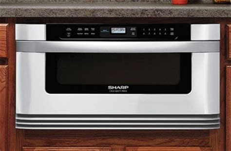 drawer style microwave oven m the luxury index 2007 time