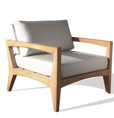 fauteuils bois fauteuil salon de jardin bois qaland