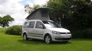Campervan conversions vw caddy the camping and caravanning