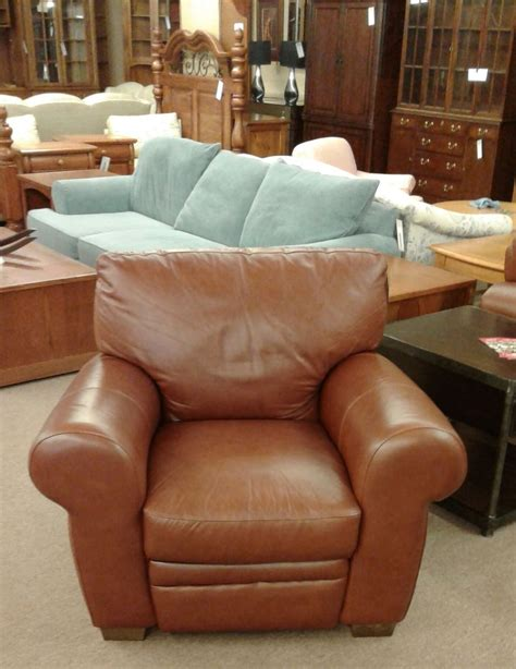 chateau d ax recliner chateau d ax brown recliner delmarva furniture consignment