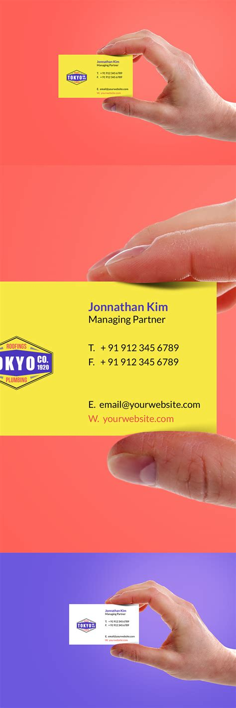 holding business card template holding business card mockup psd graphicsfuel