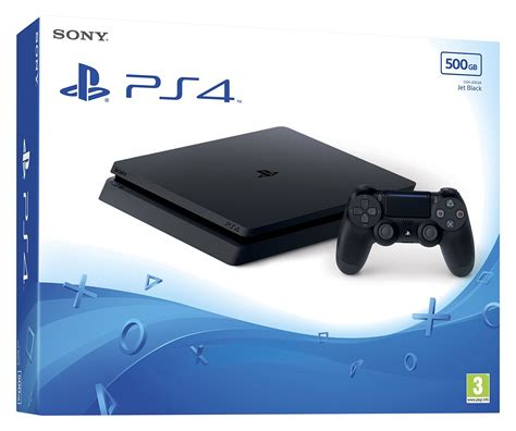 Sony Playstation 4 Slim sony playstation 4 slim 500gb
