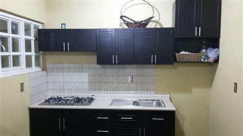 la cocina completa concina integral color chocolate ideas carpinteros