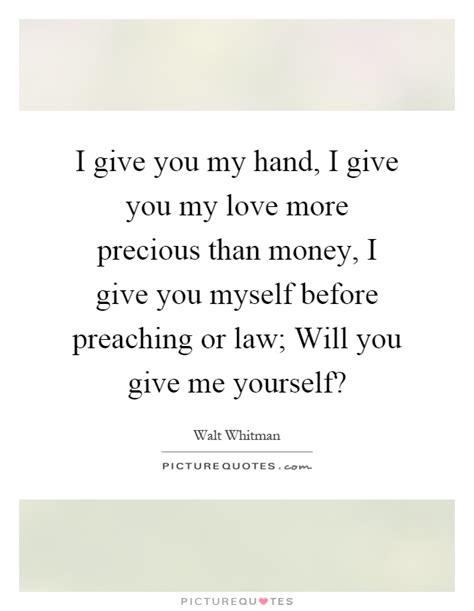 i give you my i give you my i give you my more precious than