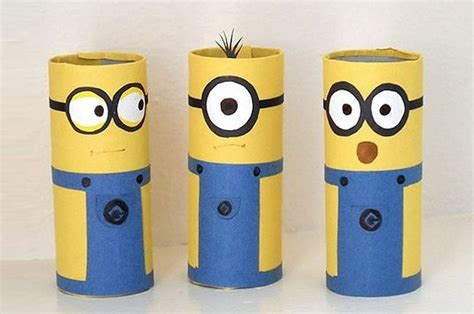 How To Make Cool Paper Crafts - 22 cool crafts you can make from toilet paper