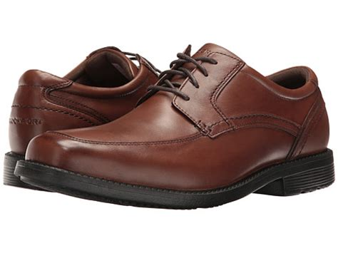 rockport style leader 2 apron toe at zappos
