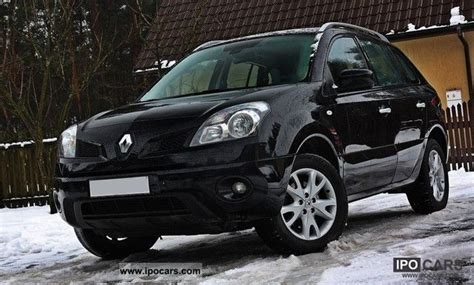 renault koleos 2009 2009 renault koleos 2 0 dci fap 4x4 expression car photo