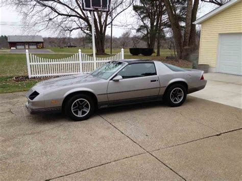 1984 chevrolet camaro z28 1984 chevrolet camaro z28 for sale classiccars cc