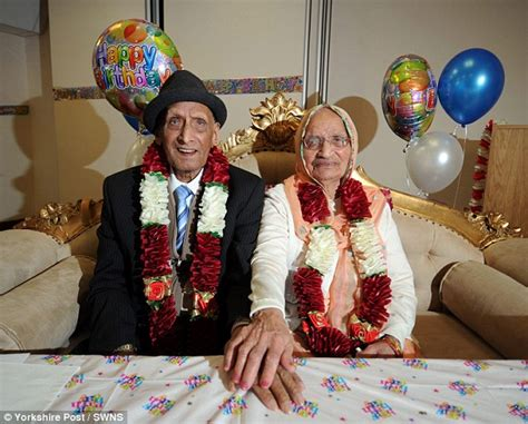 World Record Marriage Record Breaking Great Grandfather Who Was Married To His For 91 Years